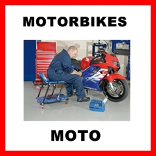 Motorbike repair and maintenance